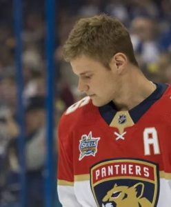 Barkov Florida Panthers